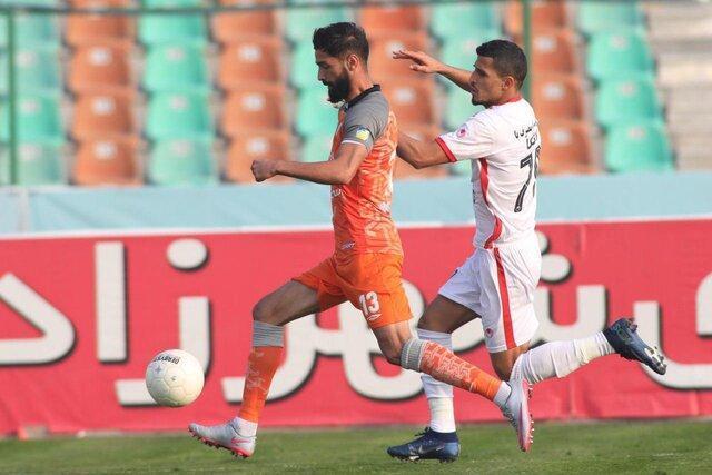واکنش طرفداران پرسپولیس به از دست دادن موقعیت گل توسط علیپور