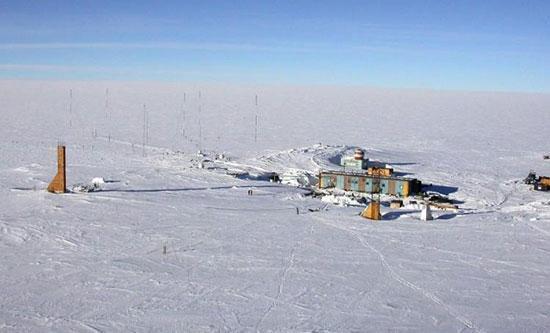 سردترین و گرم ترین مکان های روی زمین