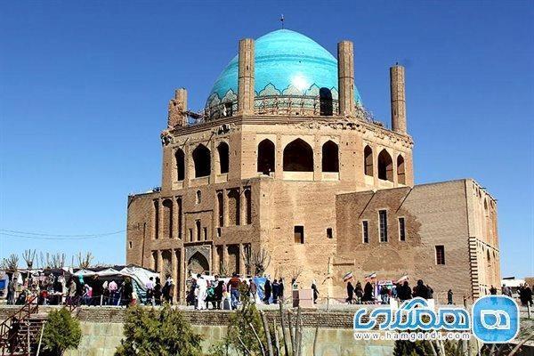 گنبد سلطانیه زنجان، شکوه معماری ایرانی و اسلامی