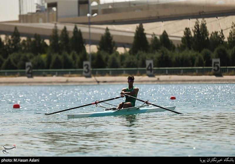 روئینگ قهرمانی جوانان آسیا، سلیمان پور و صفایی در فینال، صعود قایق تک نفره و 4نفره به فینال