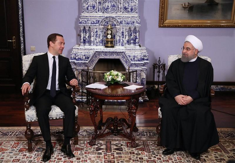 اهداف انتخاباتی سفر روحانی به مسکو درنگاه رویترز