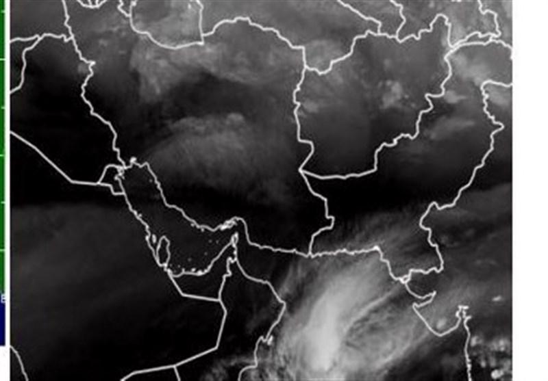 تلاطم امروز خلیج فارس و دریای عمان متاثر از KYARR است