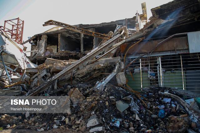 تخریب 33 واحد مسکونی در الیگودرز