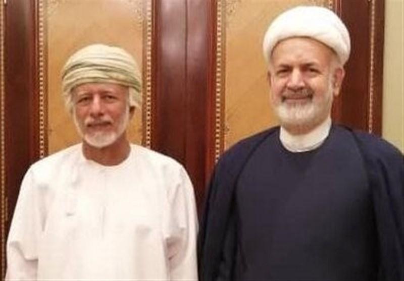 ملاقات سفیر ایران با وزیر خارجه عمان درباره مسائل دوجانبه و منطقه ای