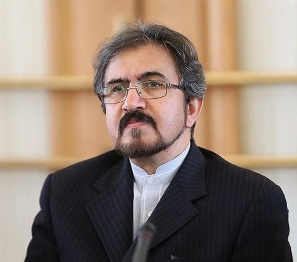 واکنش قاسمی به فشارهای آمریکا علیه ایران