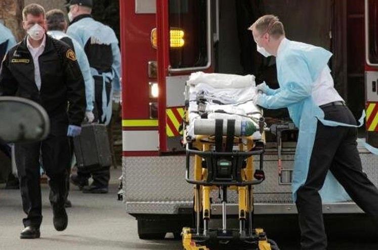 جولان کرونا در 49 ایالت آمریکا با 60 کشته و 3045 مبتلا