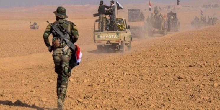 الحشد الشعبی حمله داعش به الأنبار را خنثی کرد