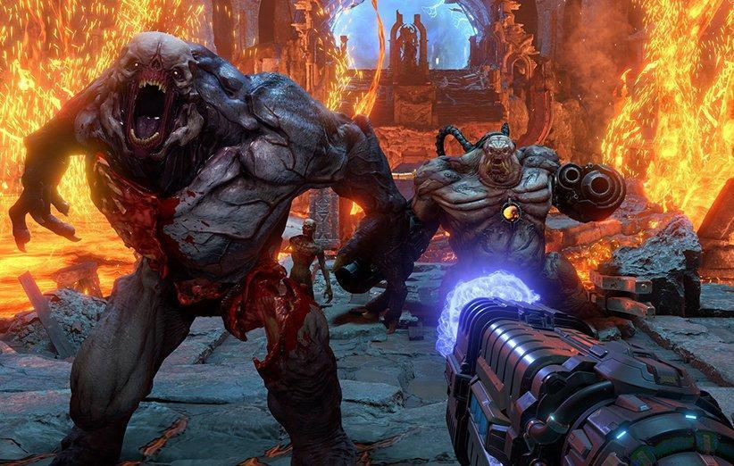 بازی Doom Eternal رکورد فروش مجموعه را شکست