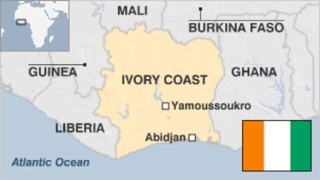 تخریب آزمایشگاه ویروس کرونا در ساحل عاج