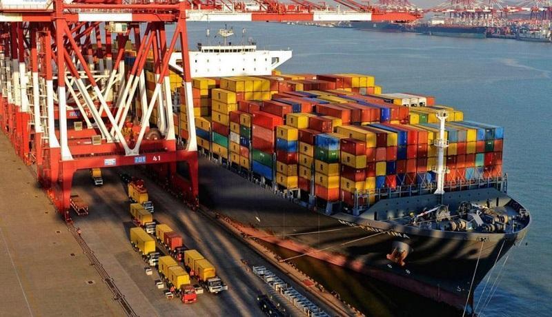 صادرات به چین متوقف نشده است ، کاهش 25 درصدی صادرات و واردات با چینی ها