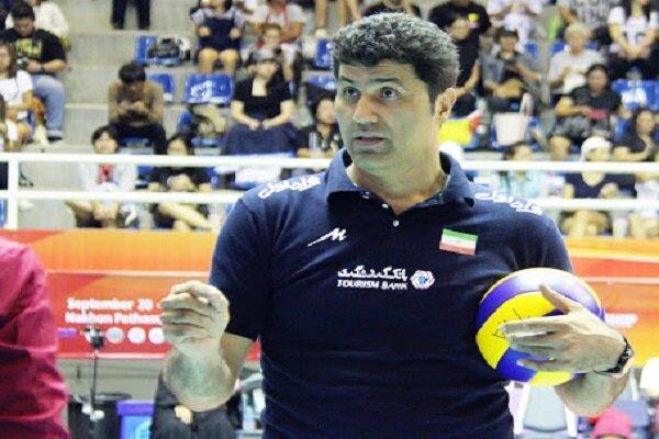 داورزنی از والیبال پایه غافل شد، نسل فعلی مربی ایرانی نمی پذیرد
