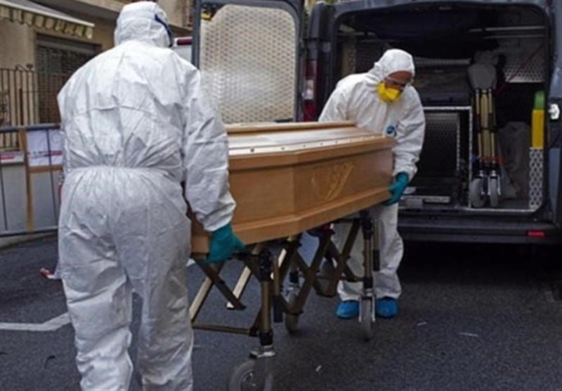 مرگ 172 نفر از بیماران مبتلا به کرونا در ایتالیا طی 24 ساعت گذشته