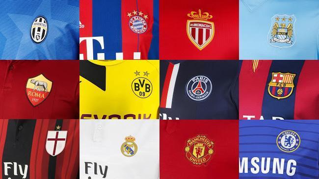 کدام تیم های فوتبال بیشترین درآمد فروش پیراهن را دارند؟