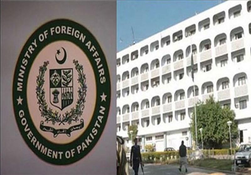 اسلام آباد: دیپلمات های دستگیر شده هندی پس از زیر دریافت یک شهروند پاکستانی قصد فرار داشتند