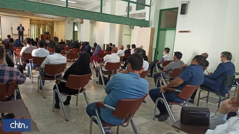 برگزاری دوره آموزشی آداب تشریفات برگزاری رویدادهای ملی و بین المللی در آذربایجان شرقی