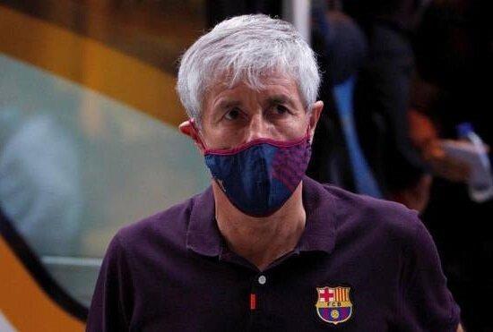 واکنش سرمربی بارسلونا به تنش میان مسی و سارابیا