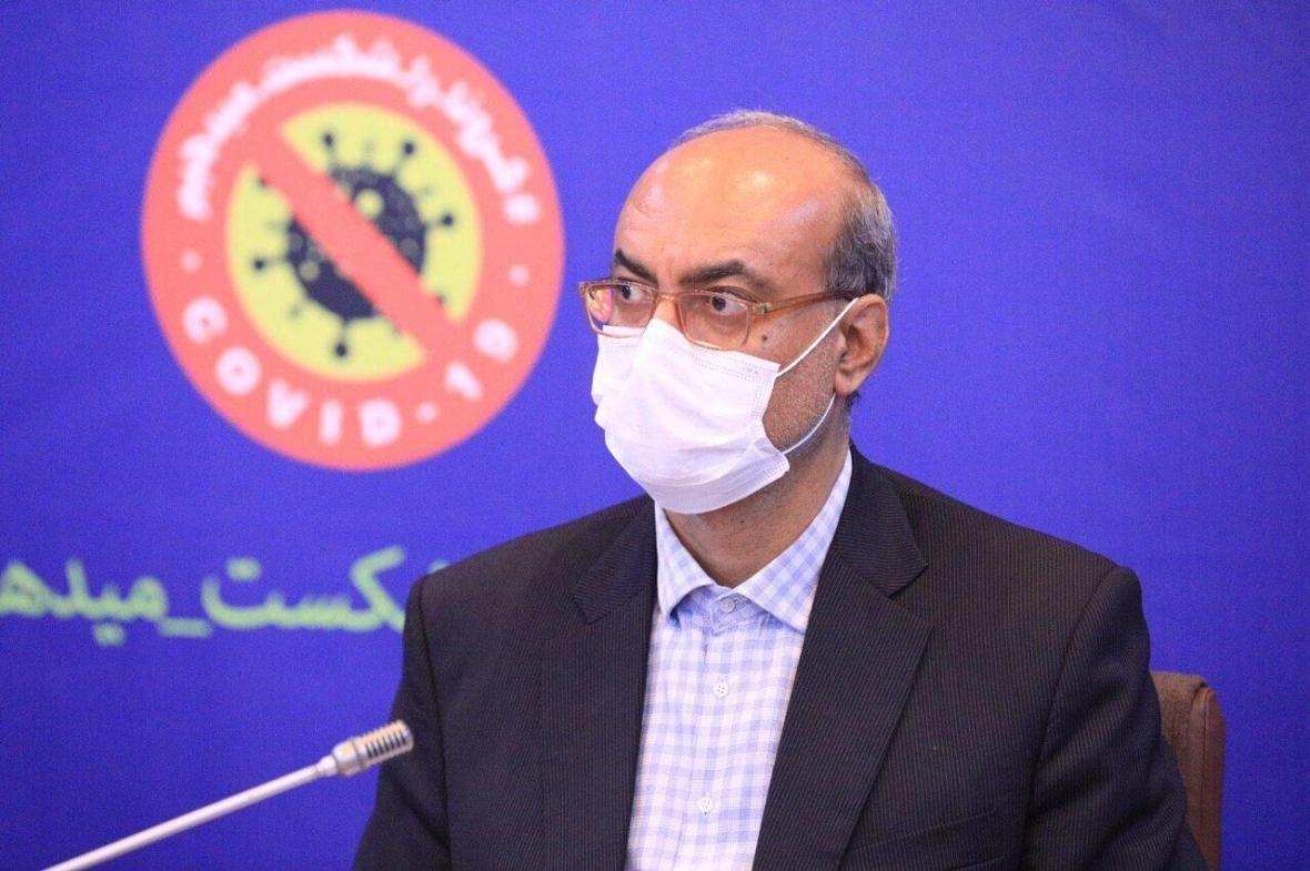 خبرنگاران ارایه خدمات به افراد بدون ماسک در ادارات قزوین ممنوع شد