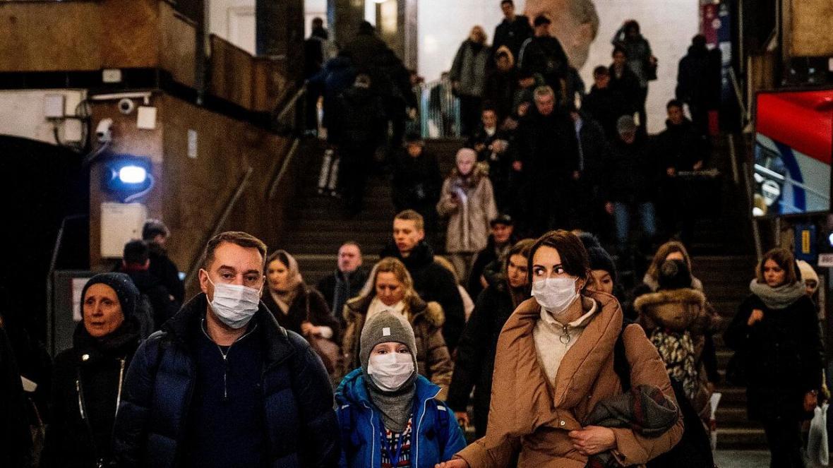 آمار کرونا در روسیه از مرز 700 هزار نفر گذشت