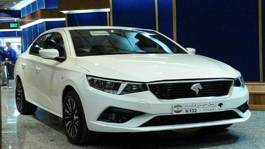 زمان تحویل خودرو K132 ، ویژگی های خودروی جدید ایرانی را بشناسید
