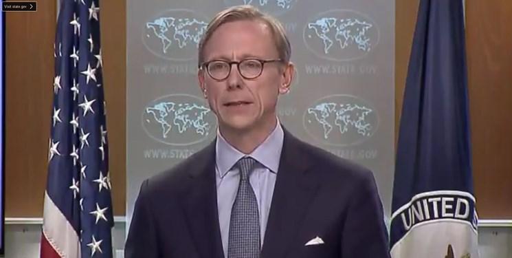 برایان هوک: توسعه روابط ایران و ونزوئلا ما را نگران می نماید