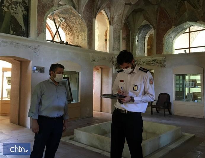 آغاز طرح ایمن سازی آثار تاریخی قزوین