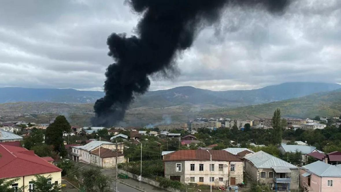 ادامه درگیری های ارمنستان و جمهوری آذربایجان در منطقه قره باغ