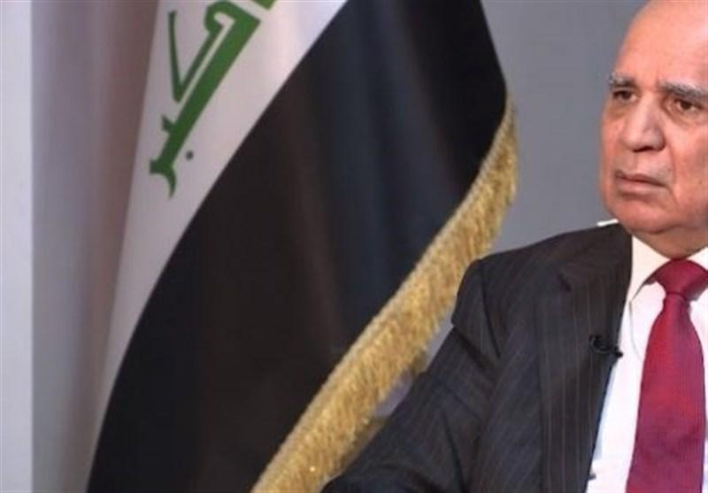 فواد حسین : روابط عراق و آمریکا راهبردی است، به دنبال روابط حسنه با همسایگان هستیم