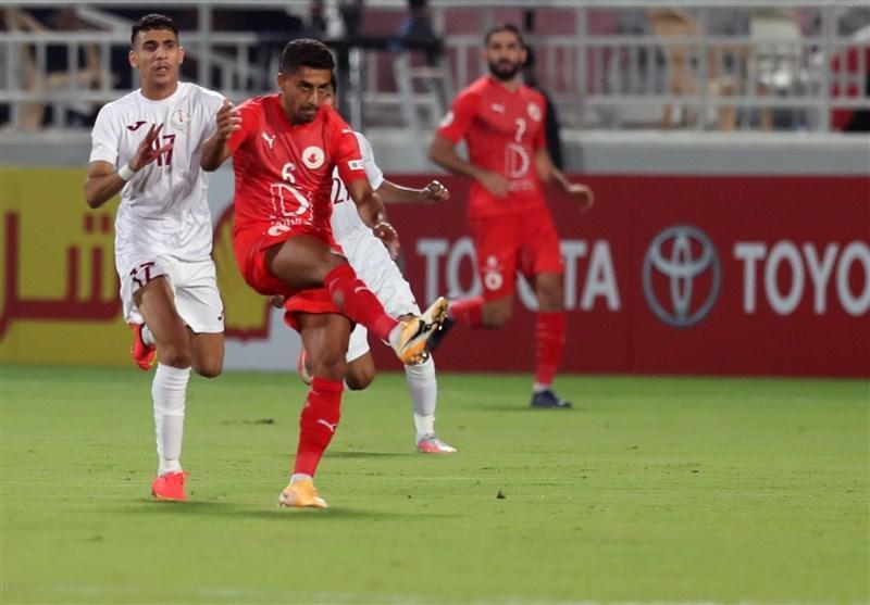 صعود العربی به فینال کاپ قطر در حضور محمدی و تعویض اجباری ترابی