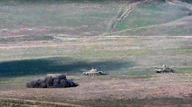 اعلام آمادگی ارمنستان و جمهوری آذربایجان برای پایبندی به آتش بس جدید