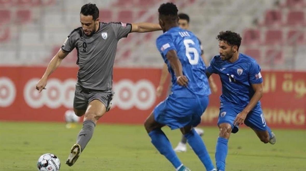 حذف الخریطیات از جام حذفی قطر در حضور پژمان منتظری