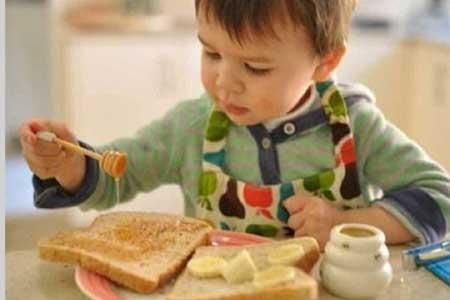 درمان سرفه بچه ها با یک داروی خانگی