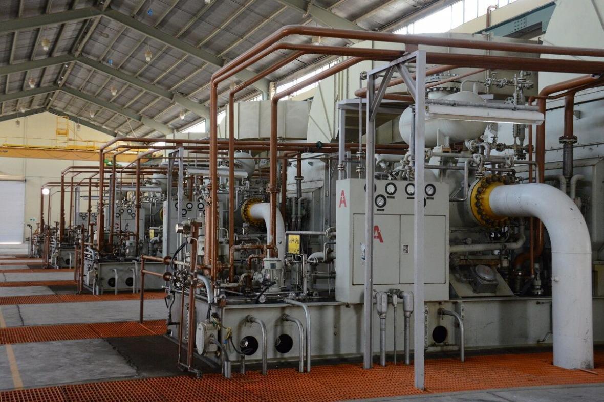خبرنگاران تعداد صنایع دارای گاز در کردستان به 582 واحد رسید