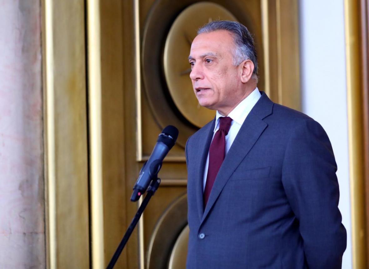 الکاظمی: به دنبال دور کردن تنش از منطقه هستیم