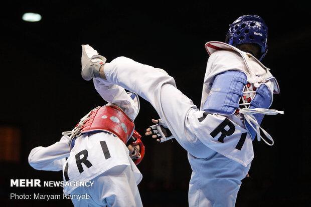 زمان برگزاری رقابتهای تکواندو انتخابی المپیک معین شد