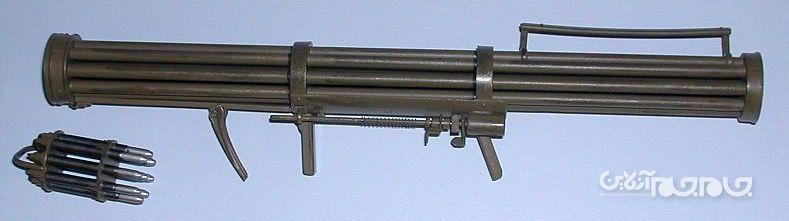 آلمان نازی و اولین سلاح ضدهوایی دوش پرتاب