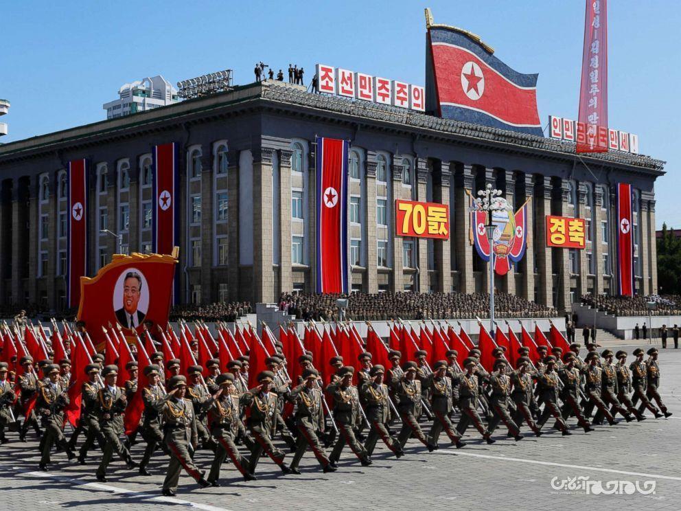 نیم نگاهی به تعدادی از تجهیزات ارتش کره شمالی