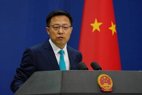 سخنگوی وزارت خارجه چین: دولت جدیدِ آمریکا فوراً و بی&zwnjقید و شرط به برجام بازگردد