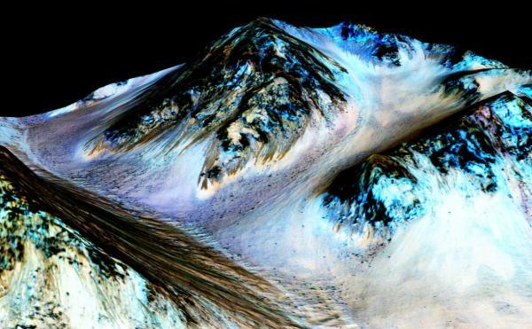 8 مکان توریستی در مریخ؛ نگاهی به جذابیتهای سیاره سرخ