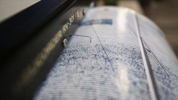 وقوع زلزله 4 ریشتری در 57 کیلومتری پایتخت