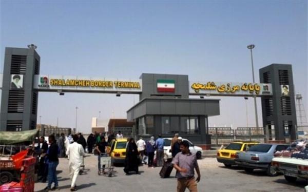 عراق گذرگاه شلمچه را به روی مسافران بست