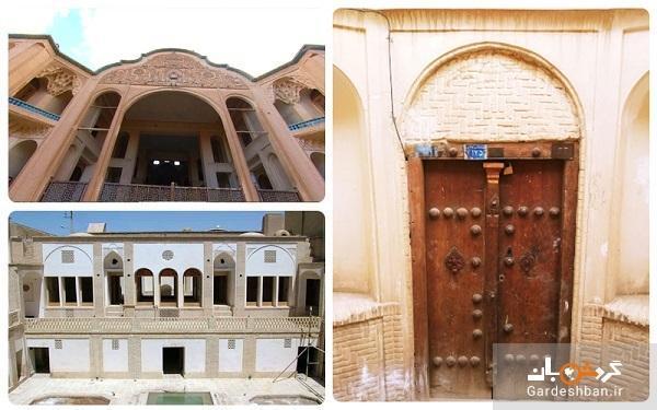 خانه تاریخی باکوچی یا موزه نساجی کاشان، عکس