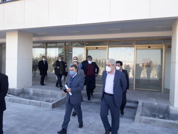 هدف گذاری فعالیت 350 شرکت دانش بنیان در سرزمین ایرانیان زرندیه