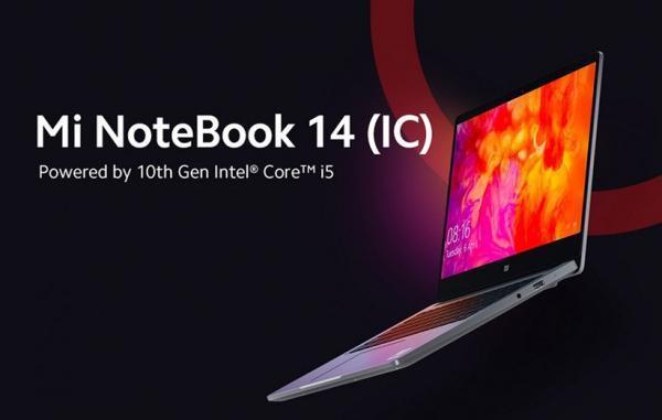شیائومی مدل جدید لپ تاپ می نوت بوک 14 را با وب کم داخلی رونمایی کرد
