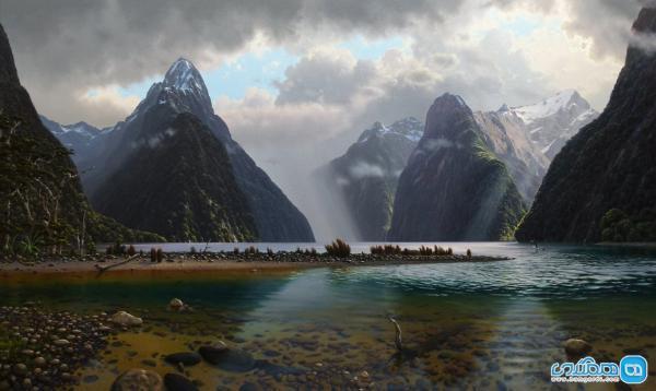 با شماری از معروف ترین جاذبه های دیدنی نیوزیلند آشنا شویم