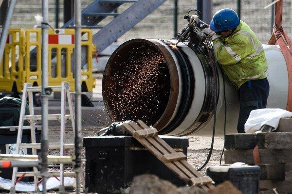 احتمال تحریم شرکت های آلمانی فعال در پروژه گازی روسیه می رود
