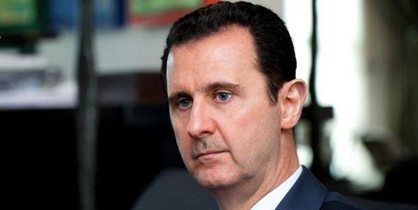 سفیر سوریه خبر انتقال بشار اسد به روسیه را تکذیب کرد