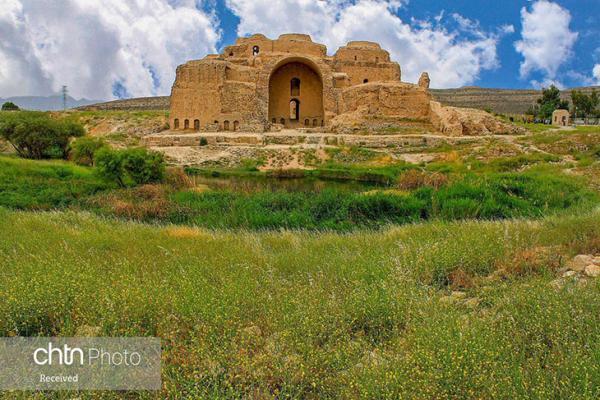 میراث جهانی ساسانی فیروزآباد ، تصاویر