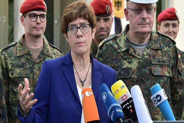 آلمان برای خروج نیروهایش از افغانستان از آمریکا پیروی می نماید