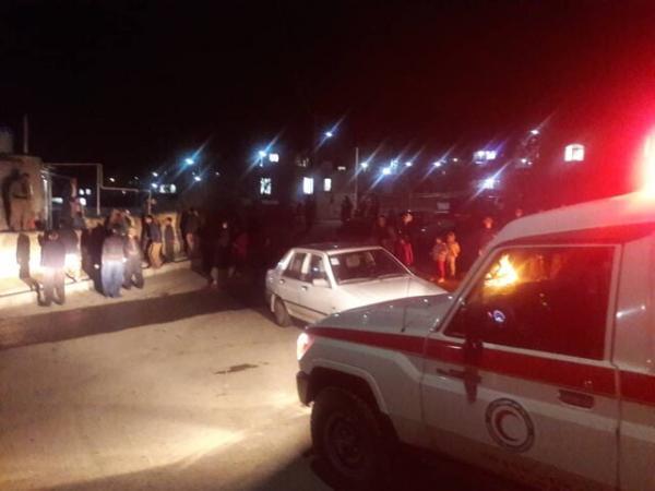 جزییات آخرین شرایط زلزله در مریوان، 4 نفر مصدوم شده اند