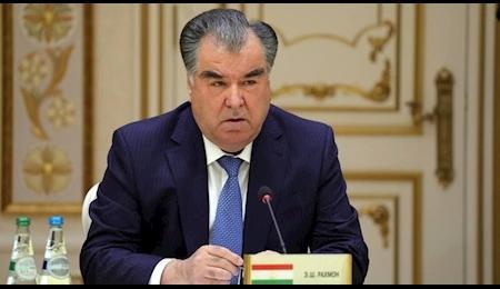رئیس جمهور تاجیکستان به پاکستان سفر می کند
